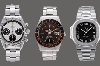 5 timepieces to watch out for at Finale's auction this Sunday