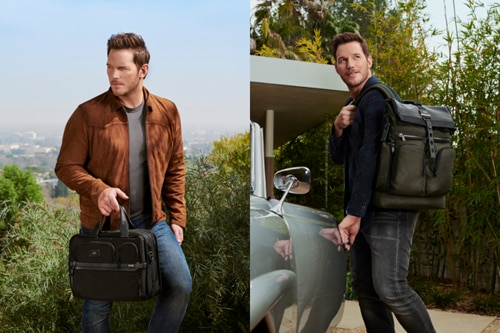 Chris Pratt's travel essentials and his killer combo for beating jetlag