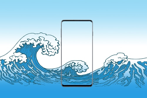The five best water-resistant / waterproof phones in the market