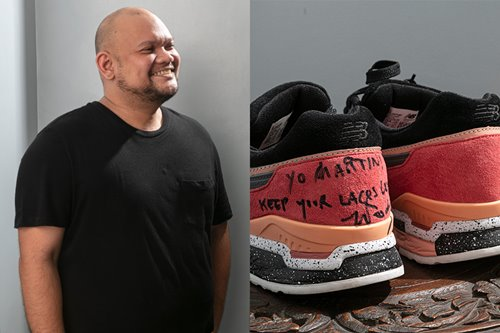 Martin David and the evolution of the Filipino sneakerhead