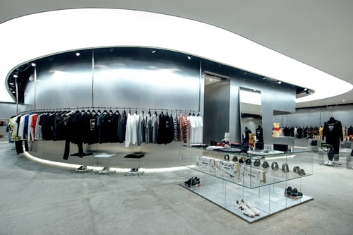 Those looking for a primer on cool streetwear should visit this new concept store