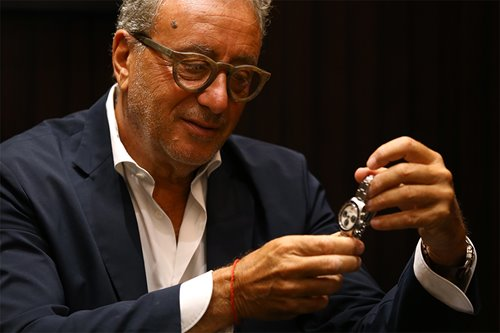 The subtle art of vintage watches, and how Maurizio de Simone pursues passion and value