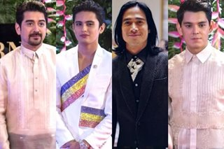 VIDEO: The watches (and cufflinks) the men wore to the ABS-CBN Ball 2019