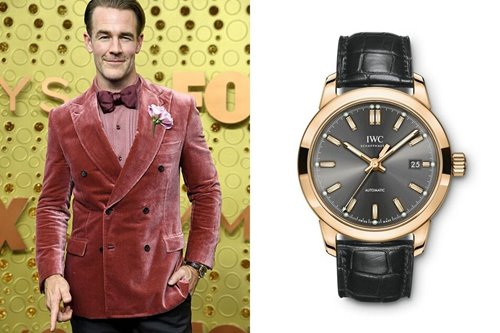 LOOK! The IWC watches and the men who wore them at the 2019 Emmy Awards