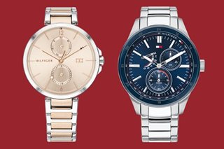 Tommy Hilfiger opened its first watch-centric store in the world in QC