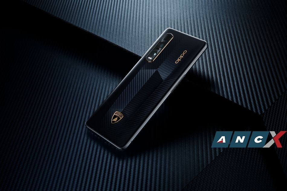 Sleek & built for speed: The Find X2 Pro Automobili Lamborghini Edition is epitome of luxury