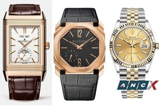 10 classic men's watches that look great on women