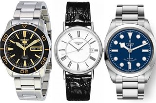 These 10 watches aren't as expensive as you think