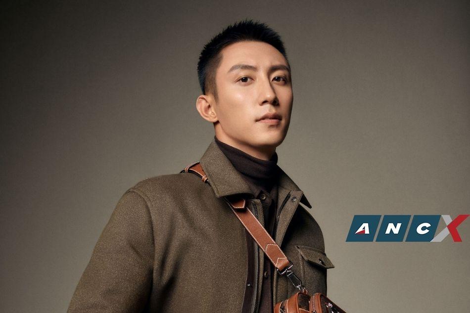 Asian superstar Johnny Huang is luxury brand ambassador 2