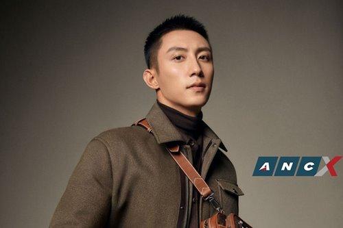 Asian superstar Johnny Huang is luxury brand ambassador