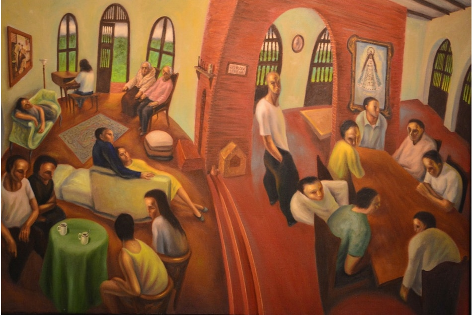 The 10 most significant paintings of Elmer Borlongan's 25