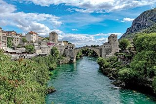 Mostar and the complex allure of a city rebuilding itself