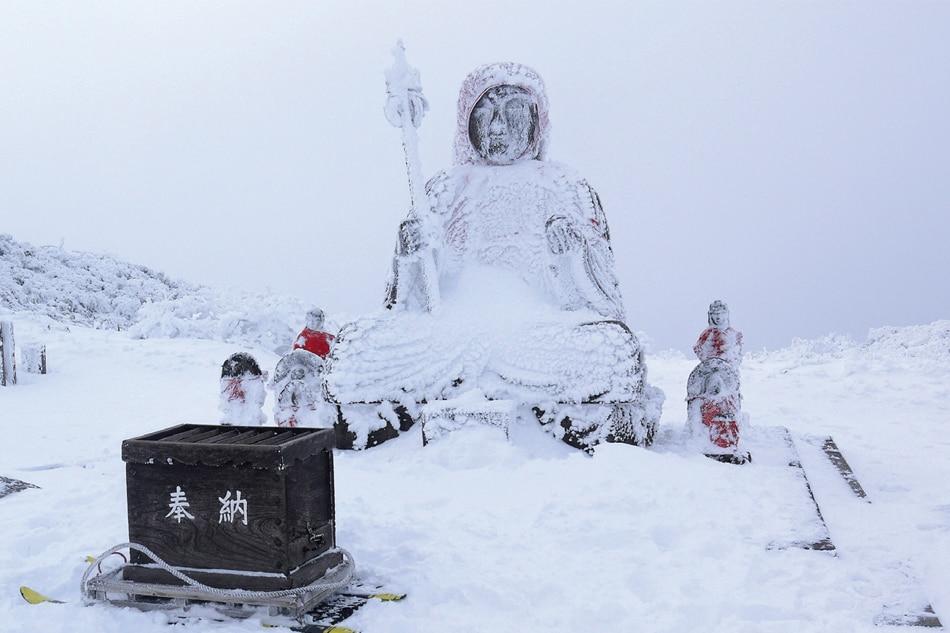 This Japan winter wonderland has healing powers 2