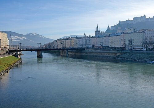 The Sound of Music and Mozart are alive and well in Salzburg—even at Christmas time
