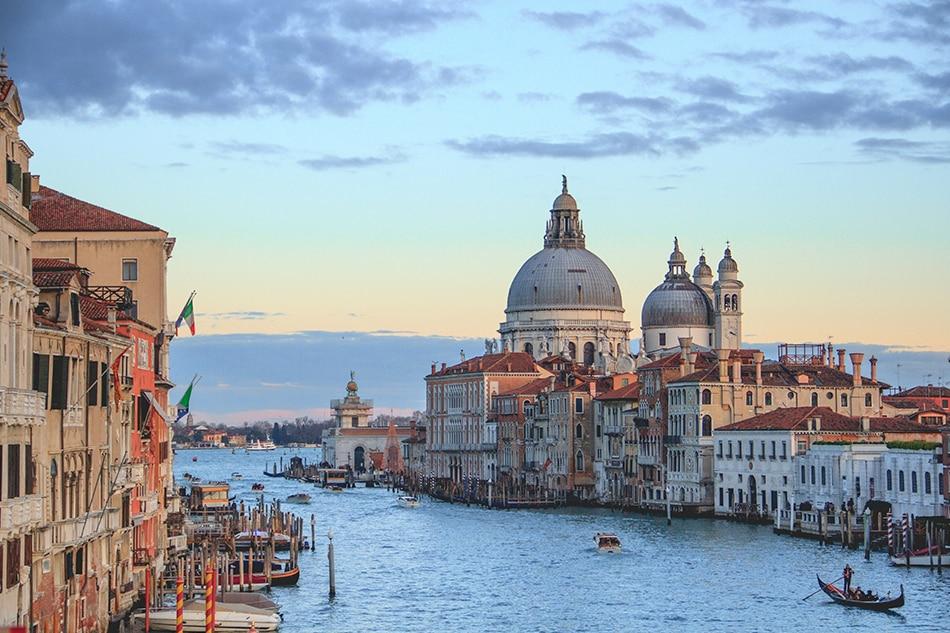 Venice without the gondolas 2
