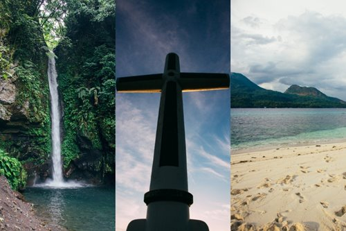 VIDEO: The 7 treasures of Camiguin