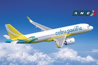 As Metro Manila shifts back to GCQ, here is Cebu Pacific's updated flight schedule