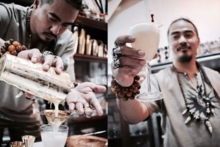 The bad boy of local mixology wants you to know it's sexy to be Pinoy