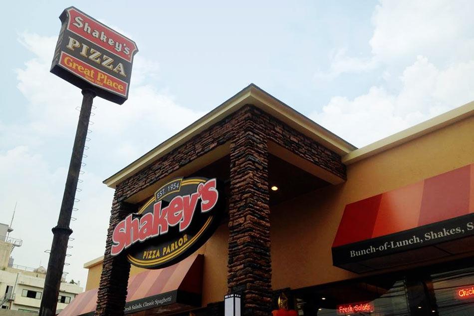 Shakey's Pizza Crust