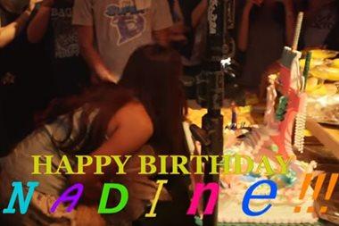 'Till I Met You' cast surprises Nadine on her birthday
