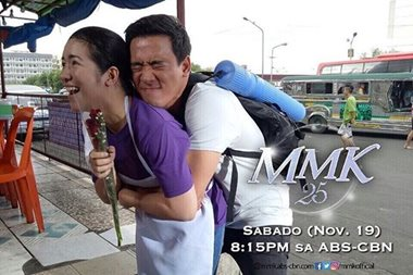 Erik, Angeline to star in 'MMK' episode