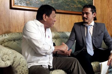 WATCH: Duterte justifies absolute pardon for Robin Padilla