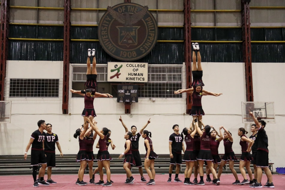 UP Pep Squad thanks supporters;
