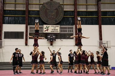 UP teams bring home 6 medals from Asian cheerleading tilt