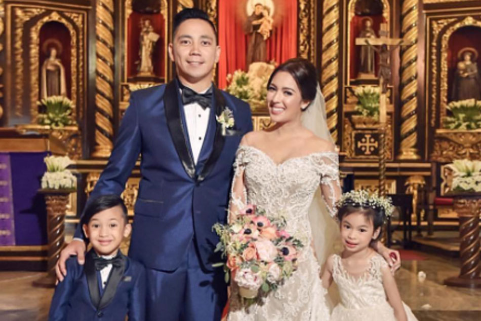 Karel Marquez Clarifies Bmw Wedding Gift To Husband Abs Cbn News