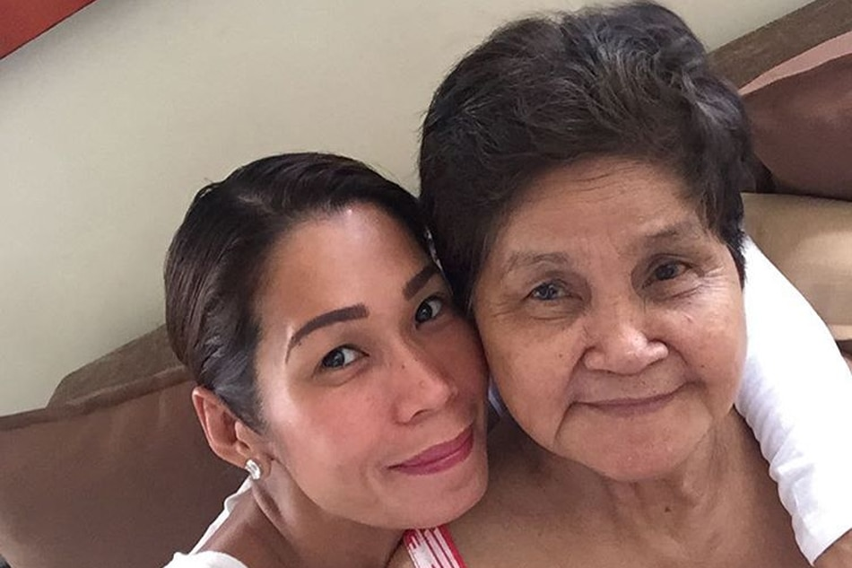 Why Pokwang mom no longer knows her daughter