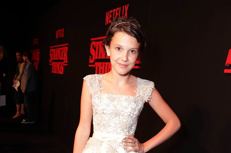 A Conversation With Millie Bobby Brown Of Stranger Things Abs