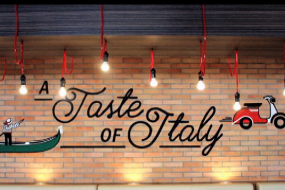 Marikina resto features affordable Italian cuisine