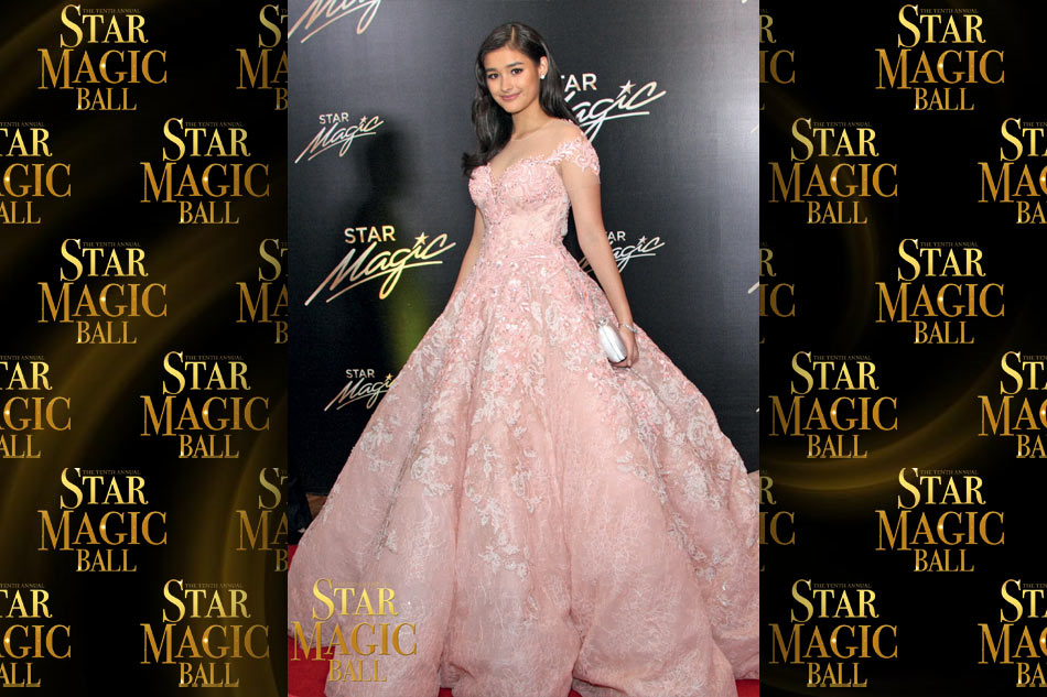 Liza Soberano's Star Magic Ball looks through the years | ABS-CBN News
