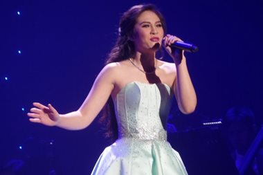 Review: Janella shines in 'Disney in Concert'