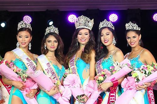 Netherlands wins Miss Asia Pacific Int'l 2016; PH finishes 3rd