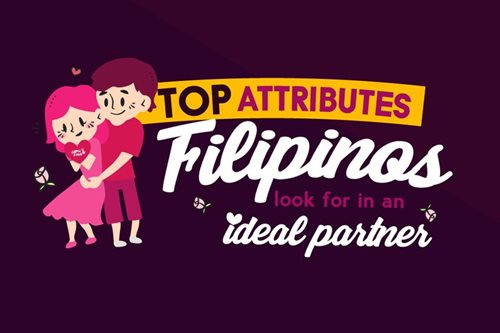What do Pinoys look for in an ideal partner?