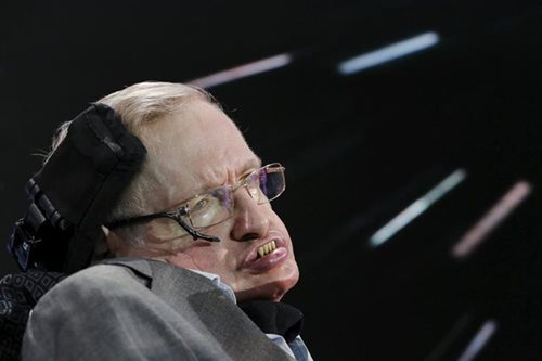 Stephen Hawking discharged from Rome hospital