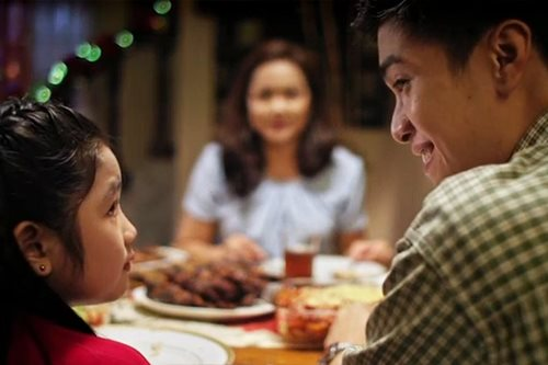 WATCH: A tear-jerking video about how a family made their Christmas meaningful despite being incomplete