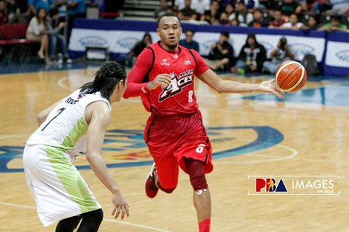 Casio tows Alaska past GlobalPort for Aces' first win