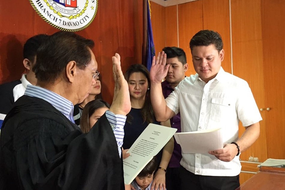 Paolo Duterte denies drug abuse, links to vigilante slays 1