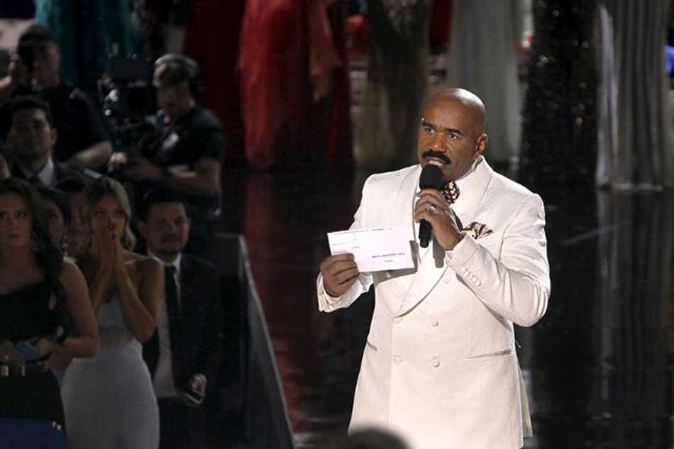 Steve Harvey will host Miss Universe in PH 1