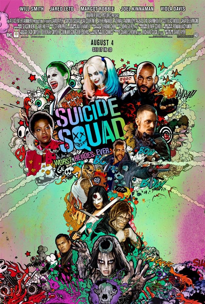 Review: Suicide Squad 1