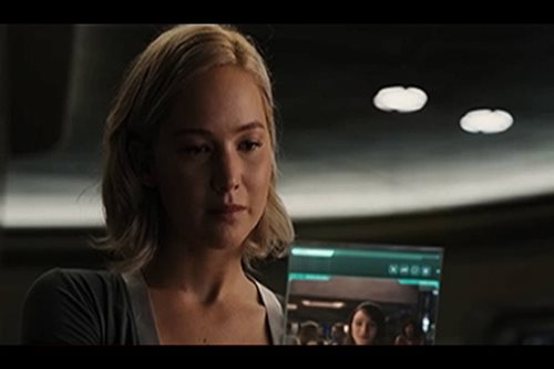 Jennifer Lawrence, nagkwento tungkol sa bagong pelikula
