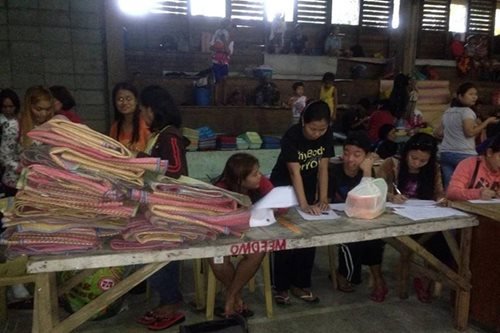 Hundreds evacuated in Butuan due to 'Auring'