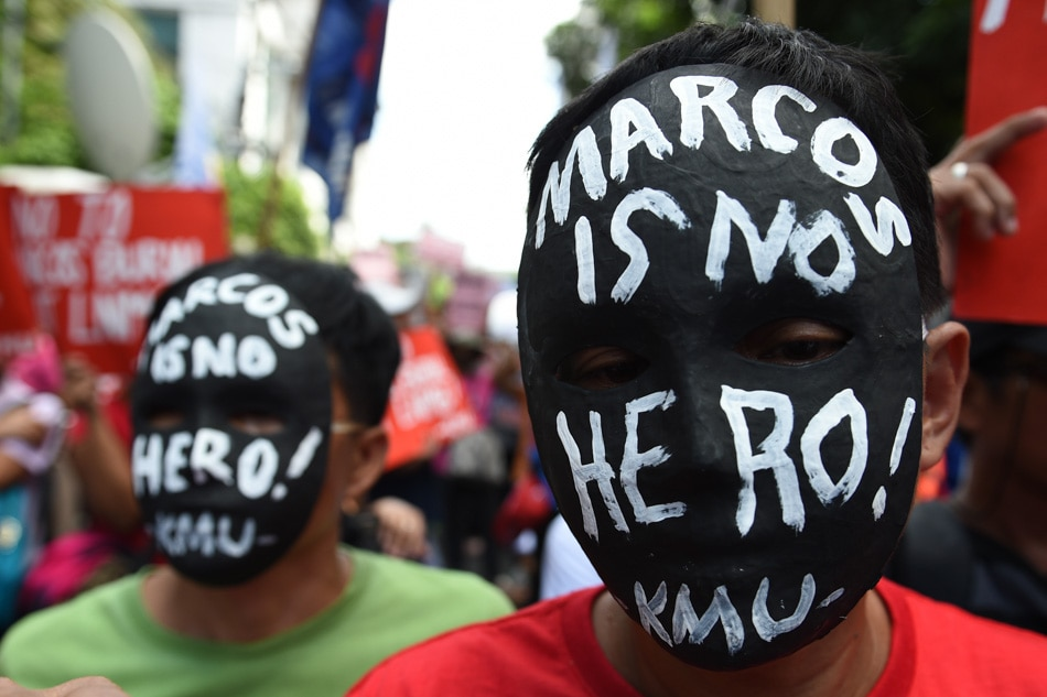 How people reacted to SC decision on Marcos burial;