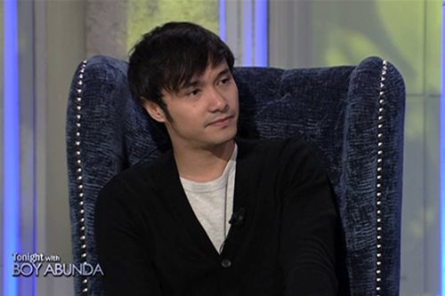 Kean Cipriano wants to shift to film directing