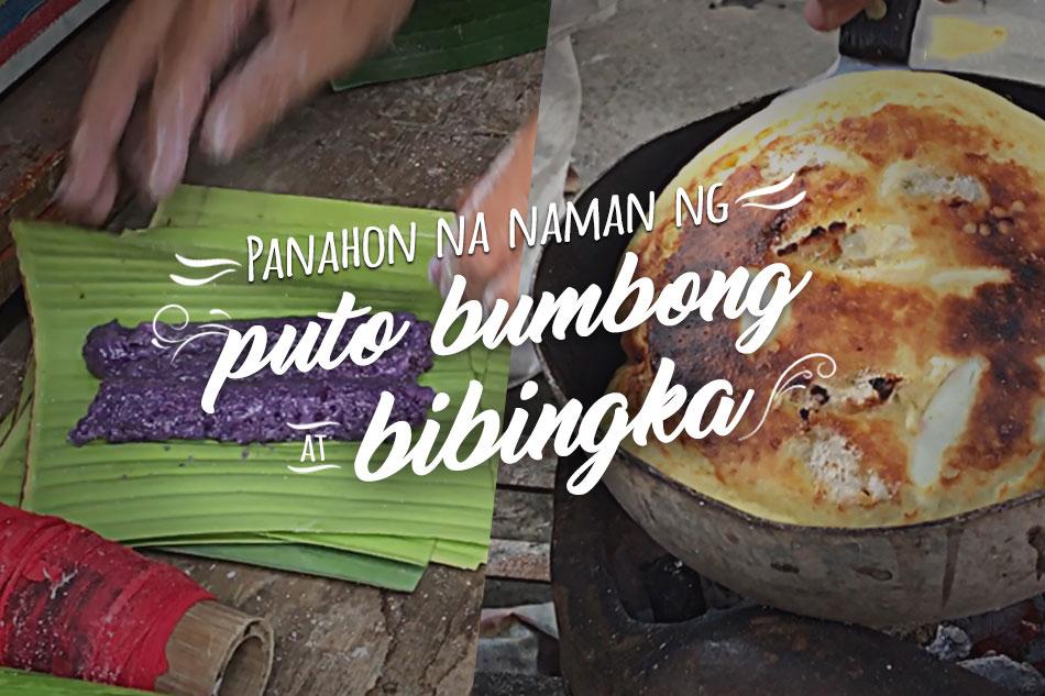 9 days to Christmas: How to make bibingka, puto bumbong | ABS-CBN News