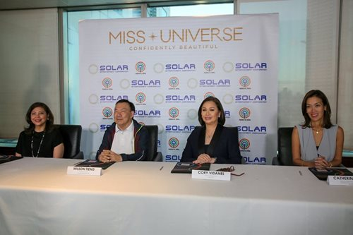 Miss Universe 2016 pageant, mapapanood sa ABS-CBN