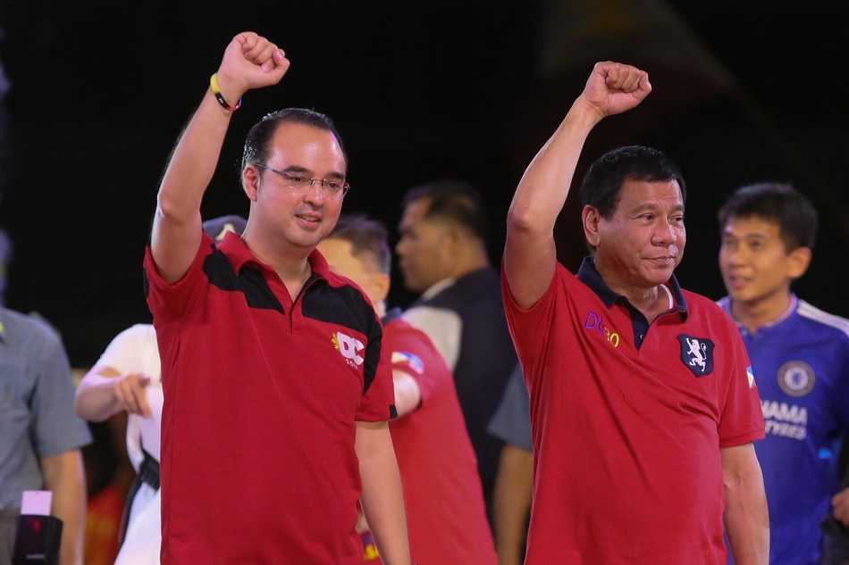 Rodrigo Duterte confident of win