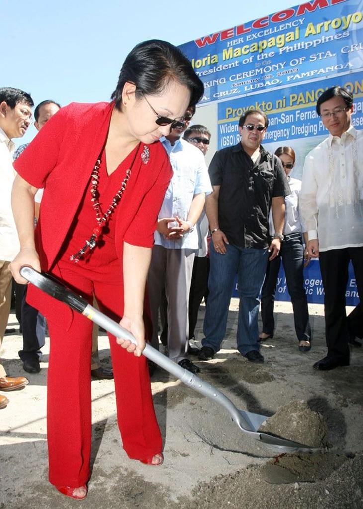 TRANSCRIPT: Exclusive interview with ex-President Gloria Arroyo 2
